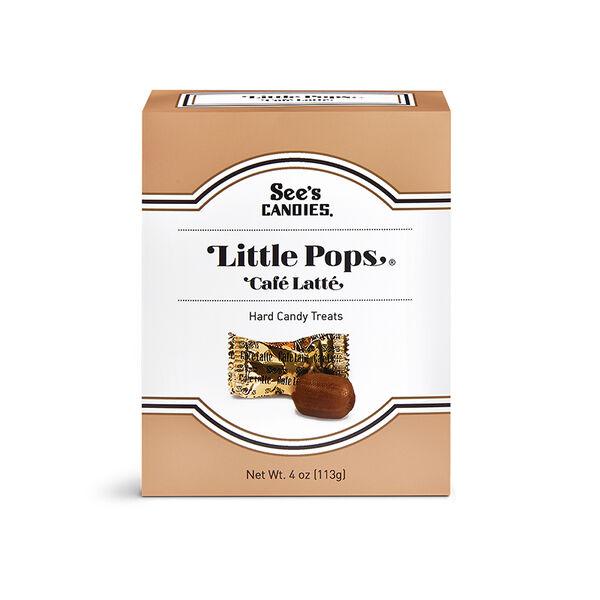 Café Latté Little Pops®