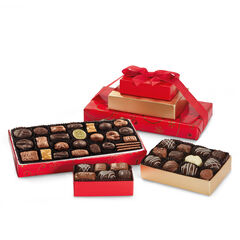 Holiday Bliss Assorted Chocolates View 2