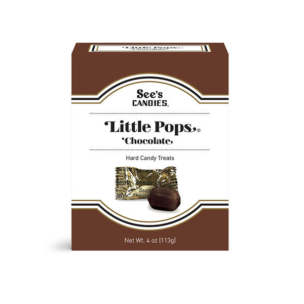 Chocolate Little Pops®