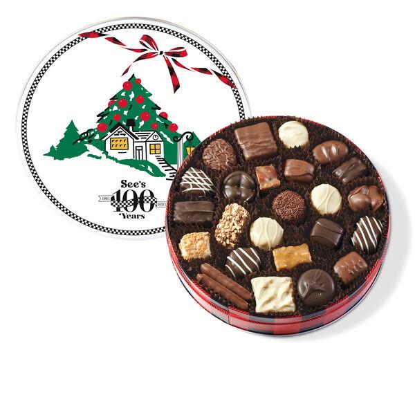 Centennial Christmas Tin