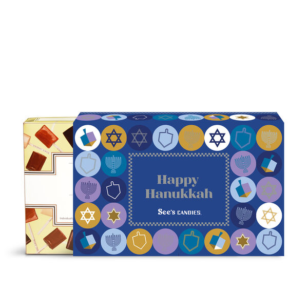 Hanukkah Assorted Lollypops