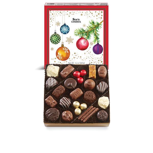 Festive Ornaments Box