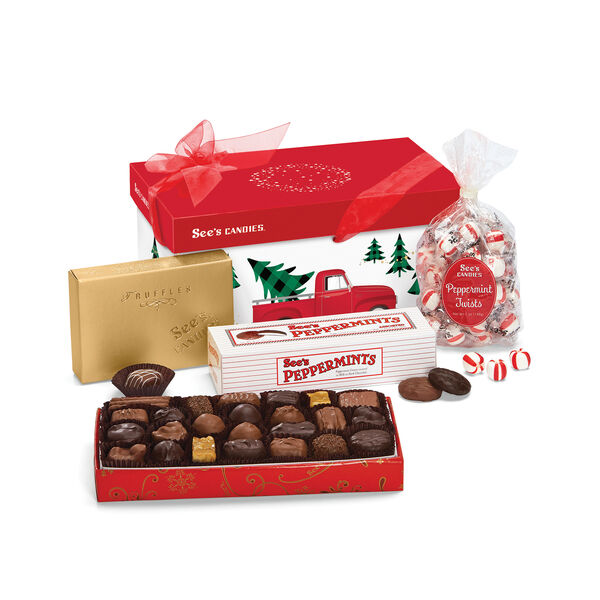Christmas Delivery Gift Pack