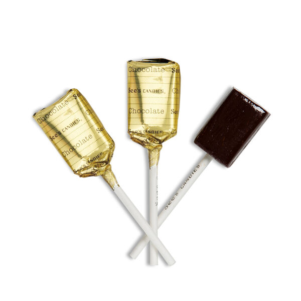 Chocolate Lollypops