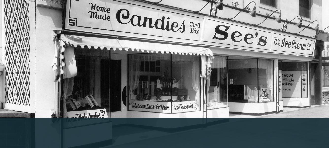 Candy Shop Banner